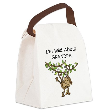 KPMDOODLESwilddGPA.png Canvas Lunch Bag