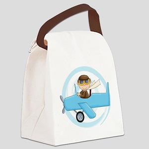 boypilotskte Canvas Lunch Bag