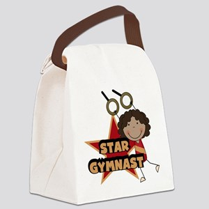 GYMNASTICSSEVEN Canvas Lunch Bag