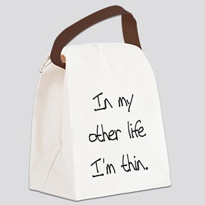 thinotherlife Canvas Lunch Bag