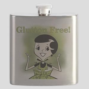 GIRLGLUTTONFREE Flask