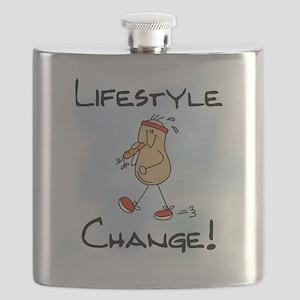 PEANUTLFIESTYLE Flask