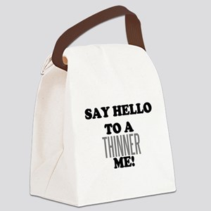 THINNERME Canvas Lunch Bag