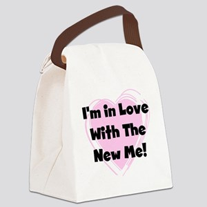 inlovenewme Canvas Lunch Bag