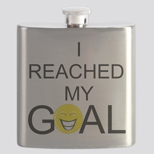 REACHEDMYGOAL Flask