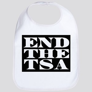 END THE TSA Bib
