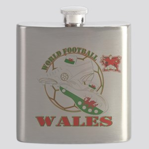 world football wales dragons Flask