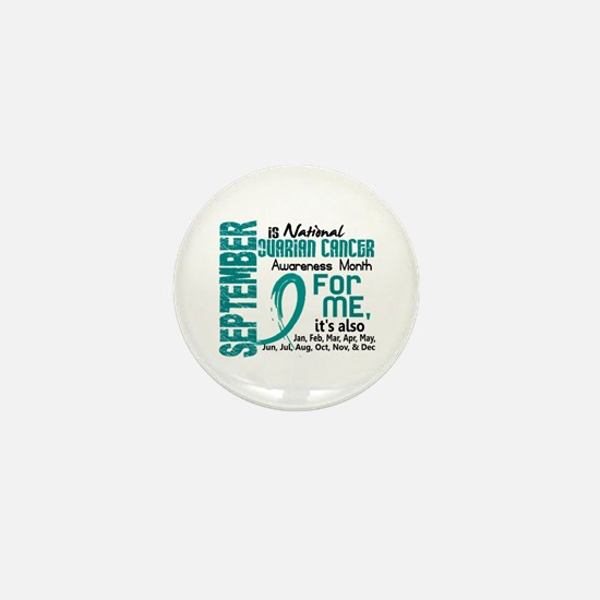 Ovarian Cancer Awareness Month Mini Button