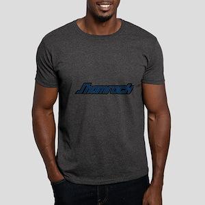 SHAMROCK LOGO 3 BLUE Dark T-Shirt