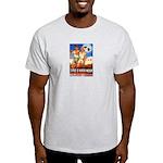 Zionist Film Ash Grey T-Shirt