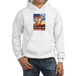Zionist Film Hooded Sweatshirt