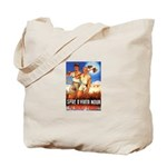 Zionist Film Tote Bag