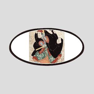 Naniwa Jirosaku - Kuniyoshi Utagawa - 1830 Patch