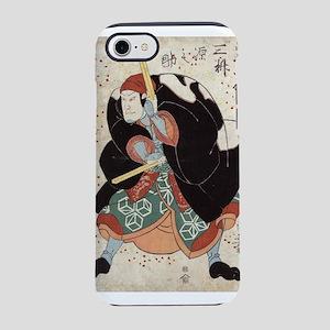 Naniwa Jirosaku - Kuniyoshi Utagawa - 1830 iPhone
