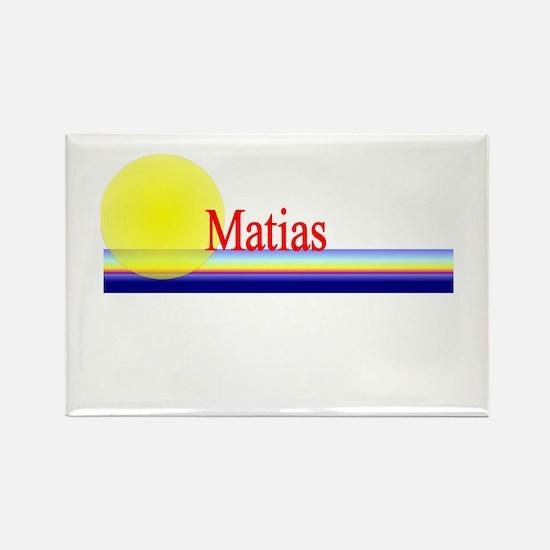 Matias Rectangle Magnet
