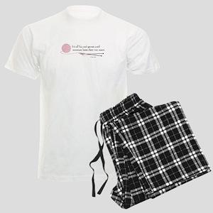 """""""Fun and Games"""" Men's Light Pajamas"""