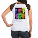Zionists Women's Cap Sleeve T-Shirt