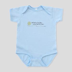 """Hell Hath No Fury"" Infant Bodysuit"