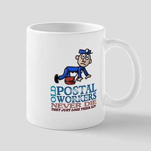 Postal Mug