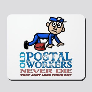 Postal Mousepad