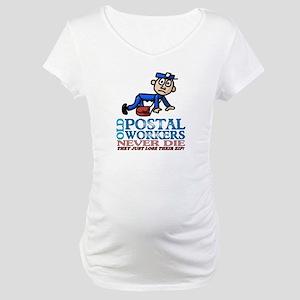 Postal Maternity T-Shirt