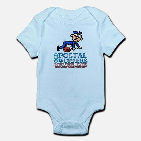 Postal Infant Bodysuit