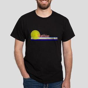 Matthias Black T-Shirt