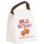 Girls Getaway 2020 Canvas Lunch Bag