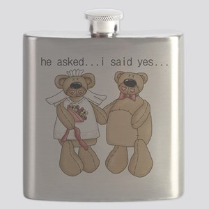 ASLEDSAIDYESBEARS Flask