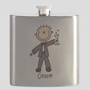 wedstickfigure4 Flask