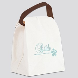 BRIDETEAL Canvas Lunch Bag