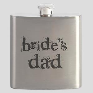Bride's Dad Flask