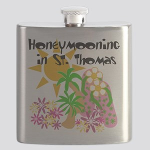 HONEYMOONSTTHOMAS Flask
