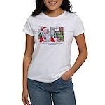 Santa's Buying a round! Women's T-Shirt