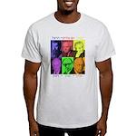 Zionists Ash Grey T-Shirt