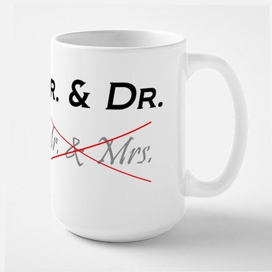 DOCTOR  DOCTOR - Not Mr.  Mrs. Mugs