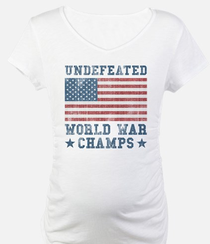 Undefeated World War Champs Shirt