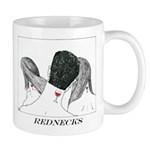 Redneck Red Tattoo Mug