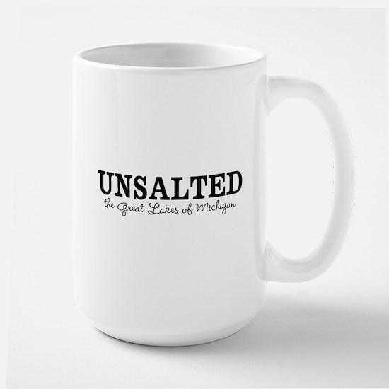 Michigan UNSALTED Large Mug