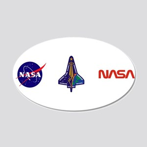 Sts 107 20x12 Oval Wall Decal