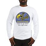 Muff Diver School Long Sleeve T-Shirt