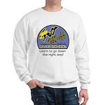 Muff Diver School Sweatshirt