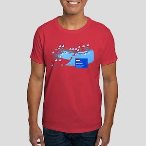 Formula 1 - Monte Carlo, Monaco Dark T-Shirt