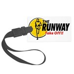 The Runway Large Luggage Tag