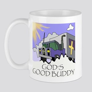 God's Good Buddy Mug