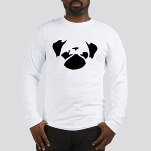 Cutie Pug Long Sleeve T-Shirt