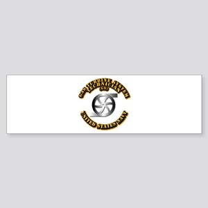 Navy - Rate - GS Sticker (Bumper)