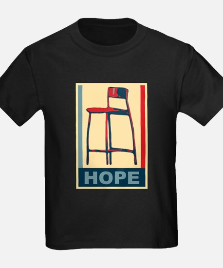 Invisible Obama Hope T