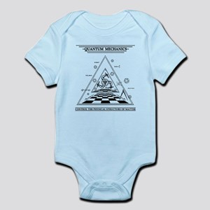 Quantum Mechanics - Surreal Infant Bodysuit