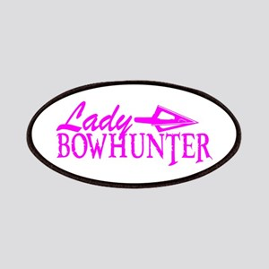 LADY BOWHUNTER Patches